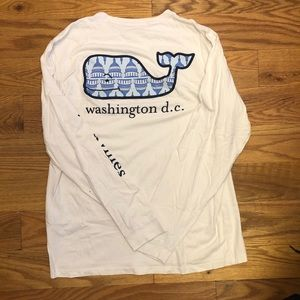 vineyard Vines DC T Shirt